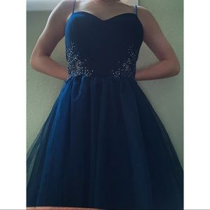 Homecoming/winter formal dress